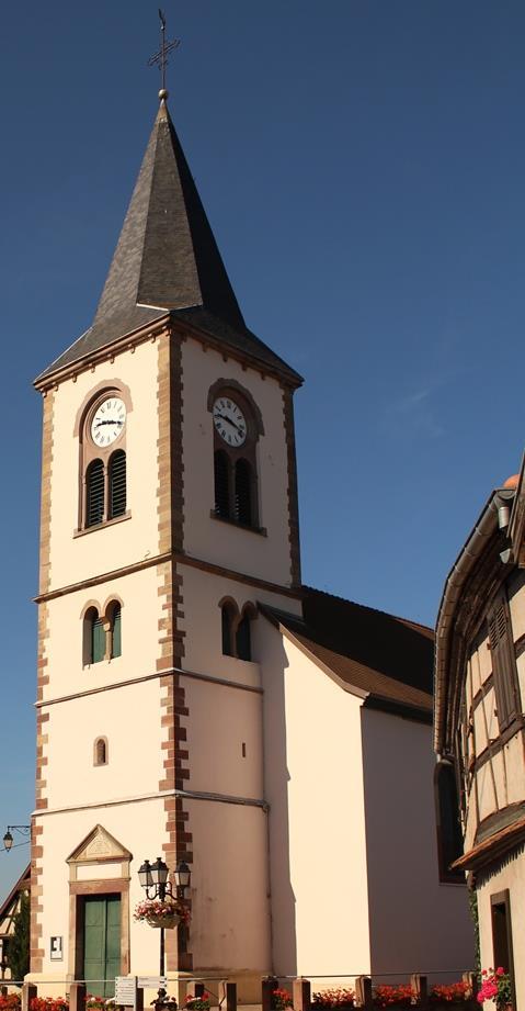 Eglise Sainte Marguerite