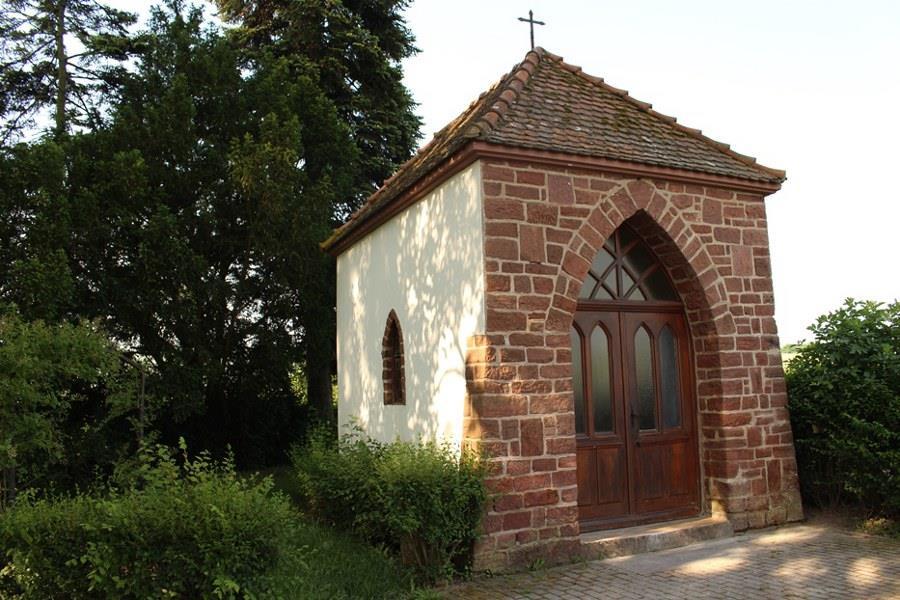 Chapelle Irmstett