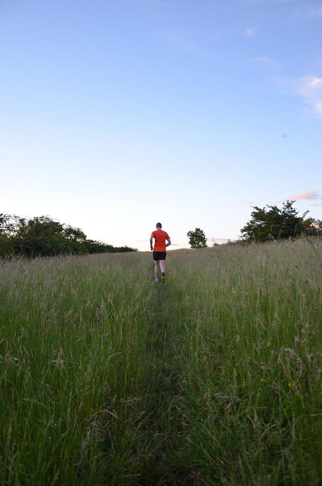 Casemates' trail running