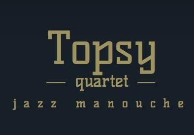 Concert swing : Topsy Quartet