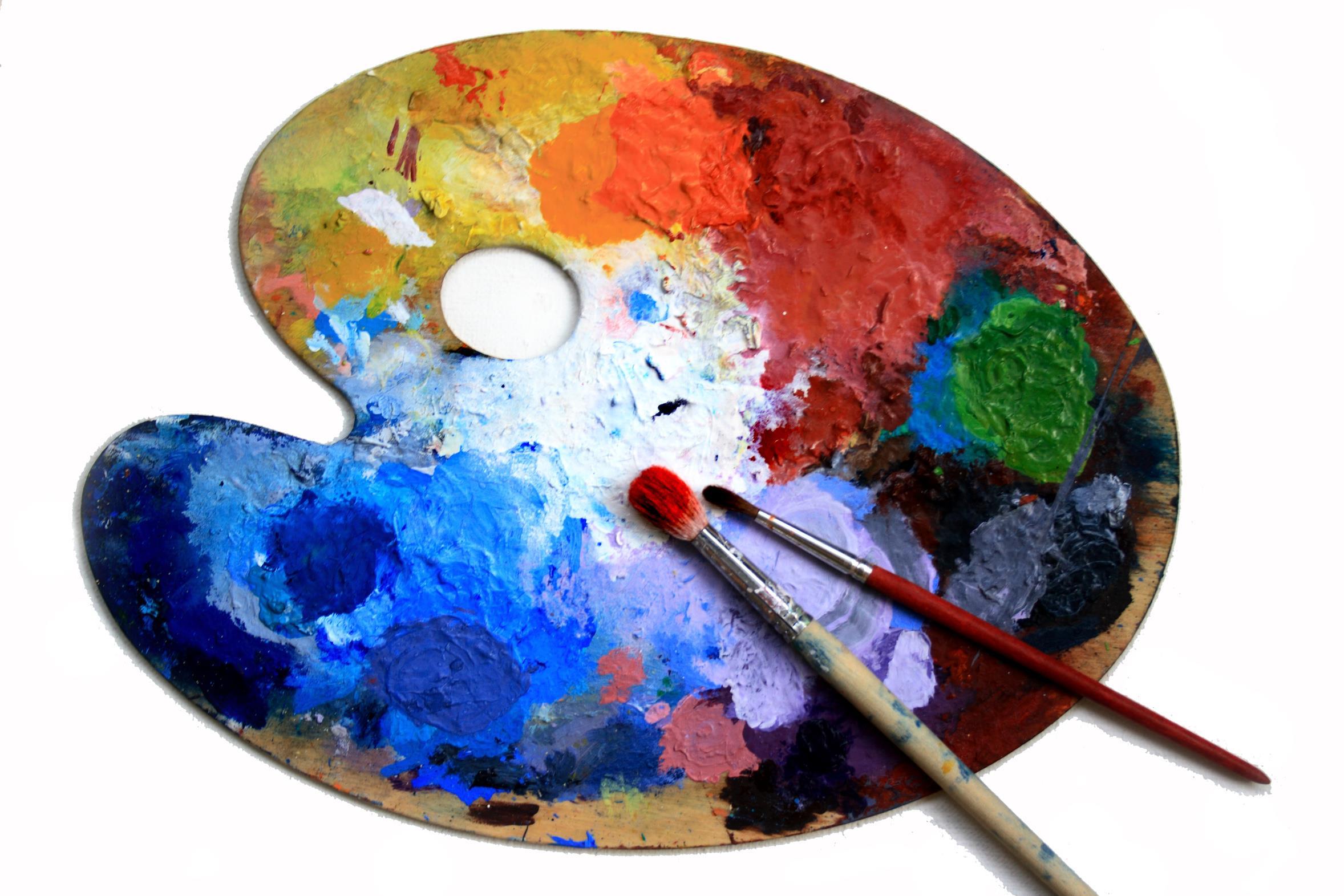 Exposition de peintures et dentelles