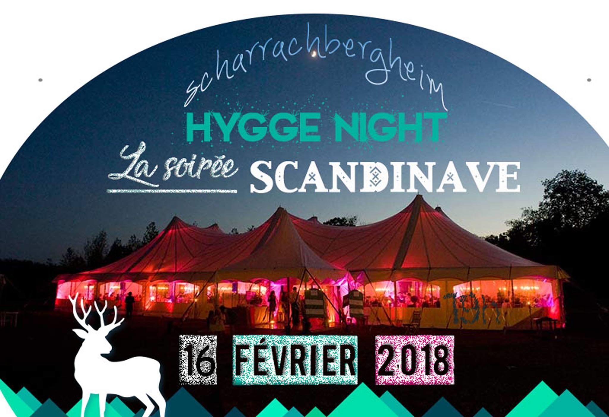 Hygge night - soirée scandinave