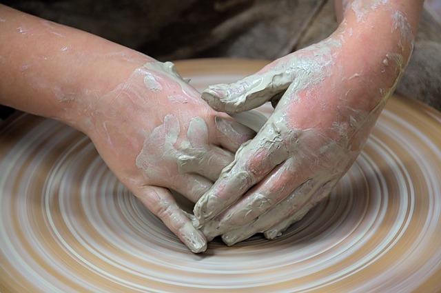 Stage de céramique