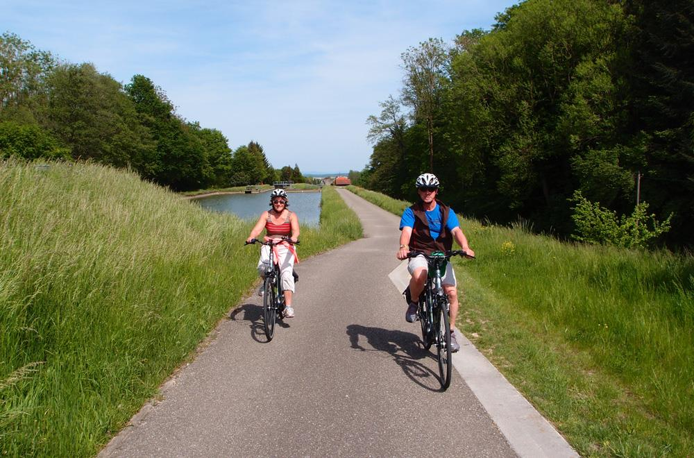 BL106 - Around the canal, the gateways to Sundgau