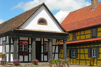 Villages de potiers et forêt de Haguenau - EuroVelo 15