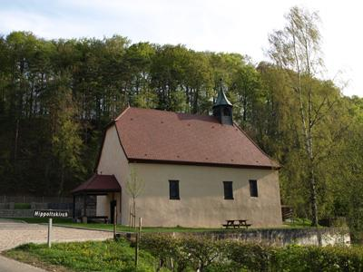 Notre Dame Chapel called Hippoltskirch