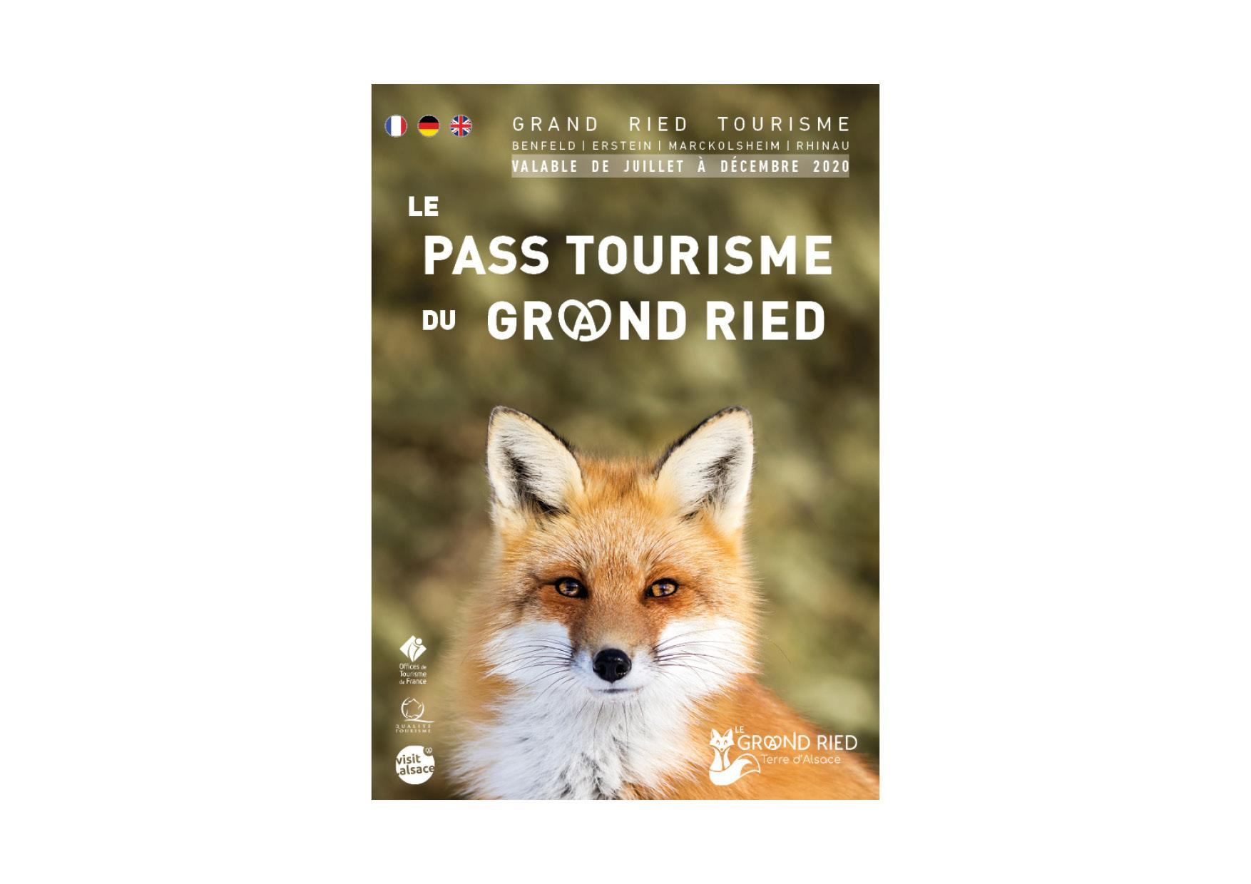 Le pass tourisme Grand Ried