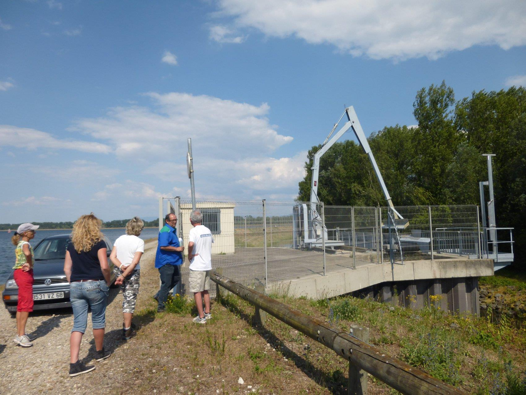 Polder guided tour