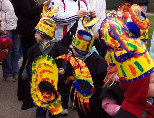 Le Grand Ried fête Carnaval ! Spécial enfants