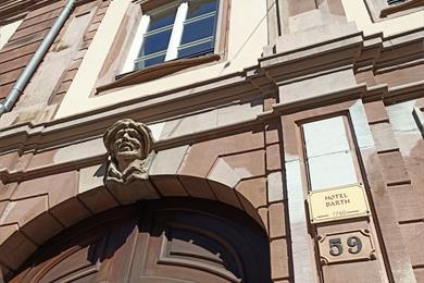 Hôtel Barth