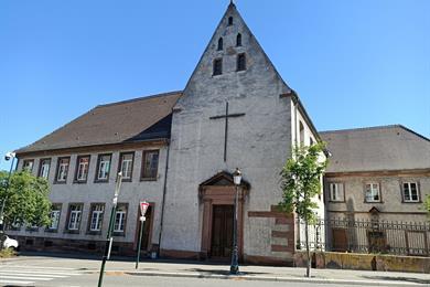 Ancien couvent des Annonciades