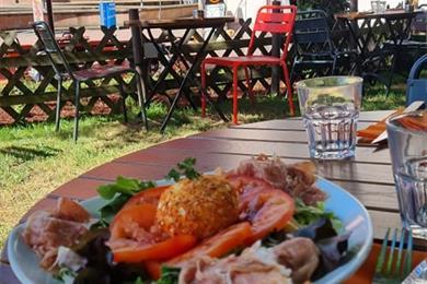Restaurant - Le Comptoir des Loges