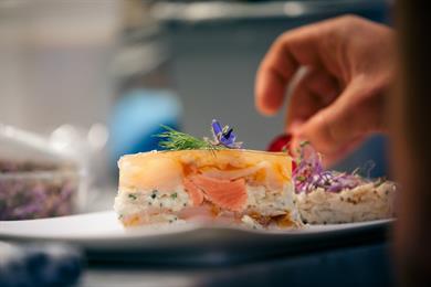 Restaurant - A l'Agneau