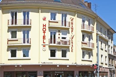 Hôtel - Champ'Alsace Centre