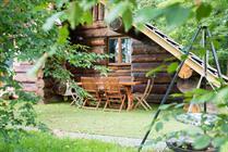 Chalet © Camping Les Castors