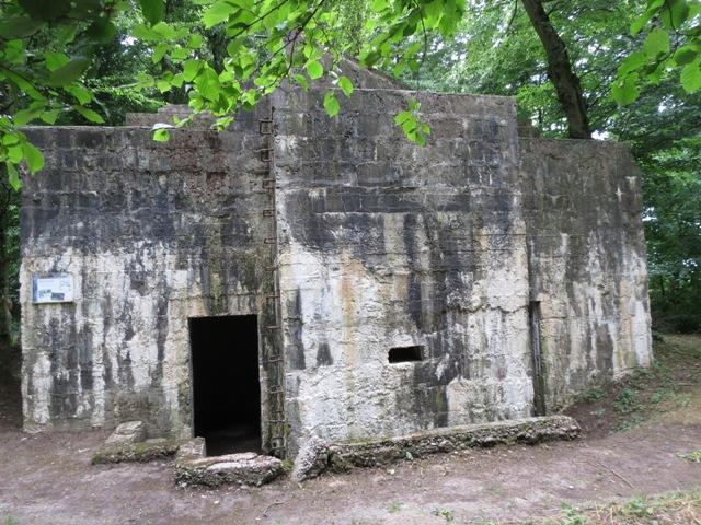 Bunkers trail