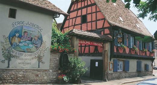 Ferme Kaes à Molsheim