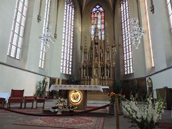 Journées du Patrimoine - Eglise des Jésuites