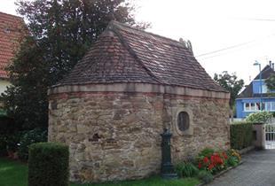 Chapelle dédiée à la Vierge Marie