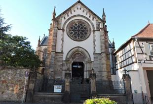 Heritage days - Chapel of our Lady