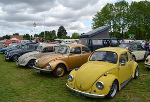 VW-Käfer Austellung