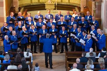 Concert bal du Choeur d'hommes 1856