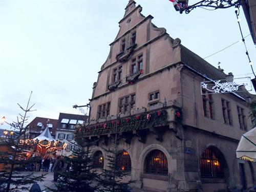 Marché de Noël à Molsheim
