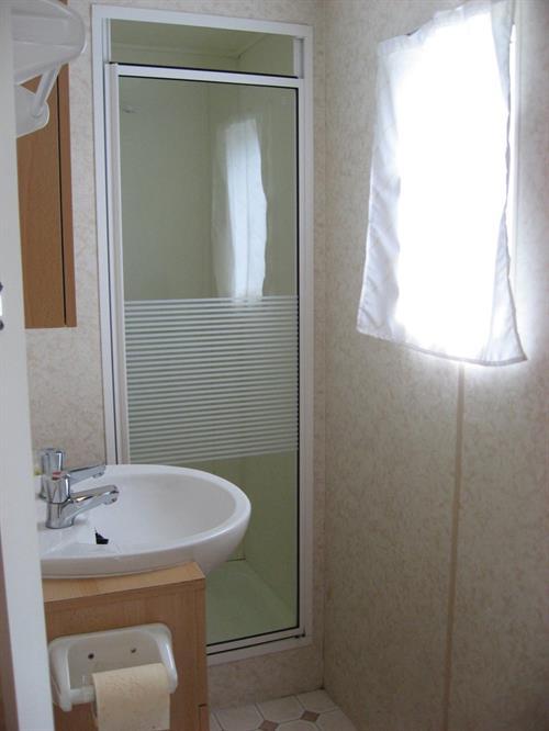 Mobil-Home salle de bain