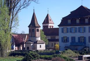 Wanderung Die Kapellen zwischen Weinberg und Breuschkanal