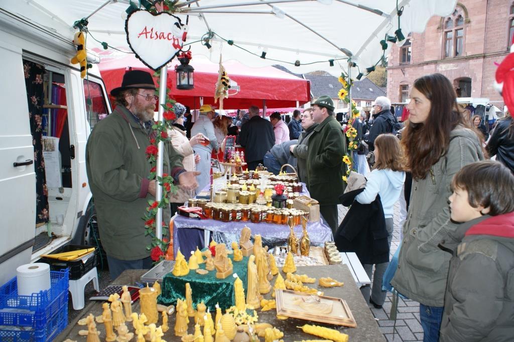Pélerinage à Saint-Florent et marché annuel