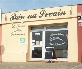 Boulangerie Le four de Julien Kimmenauer