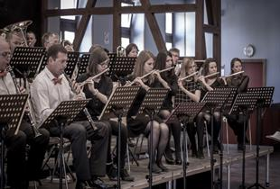 Guided tour and Concert in Oberhaslach