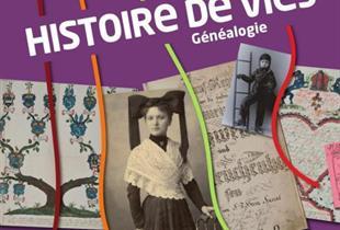 Austellung Lebengeschichten - Genealogie
