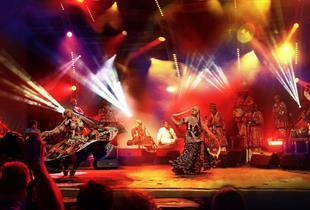 Show Bollywood Masala Orchestra