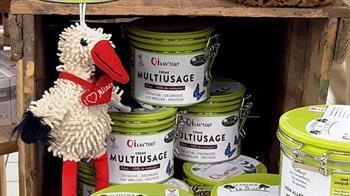 Scheuer et Le Scao, organic products