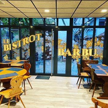 Restaurant Le bistrot du Barbu