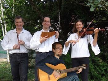 De la Bolivie à la Roumanie - Concert