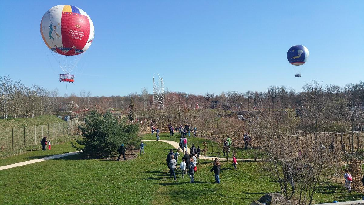 Jeu de Piste au Parc du Petit Prince