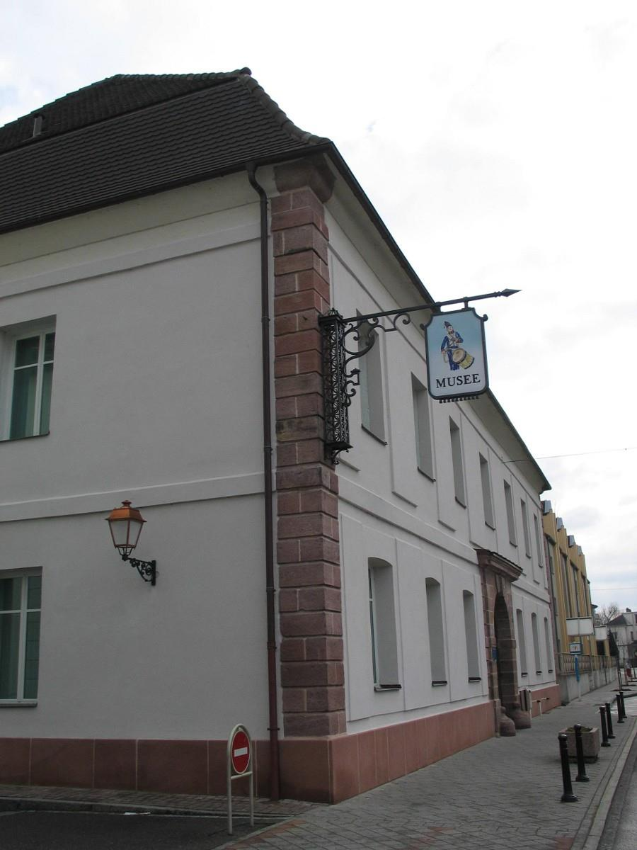 Historisches und militärisches Museum von Huningue