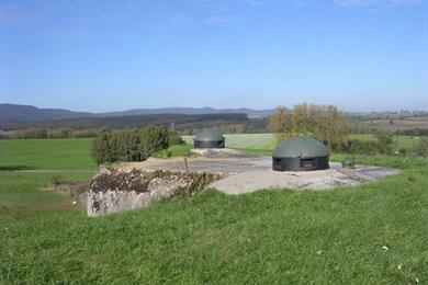 Fort de Schoenenbourg - ligne Maginot