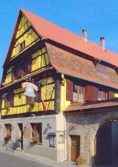 Brasserie-Winstub Silvergloeckel