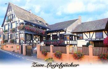 Auberge de Traenheim Zum Loejelgücker