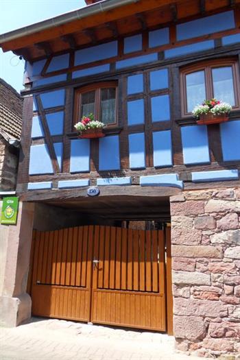 Gîte Domaine zen entre vignes et montagnes (gunterhof)