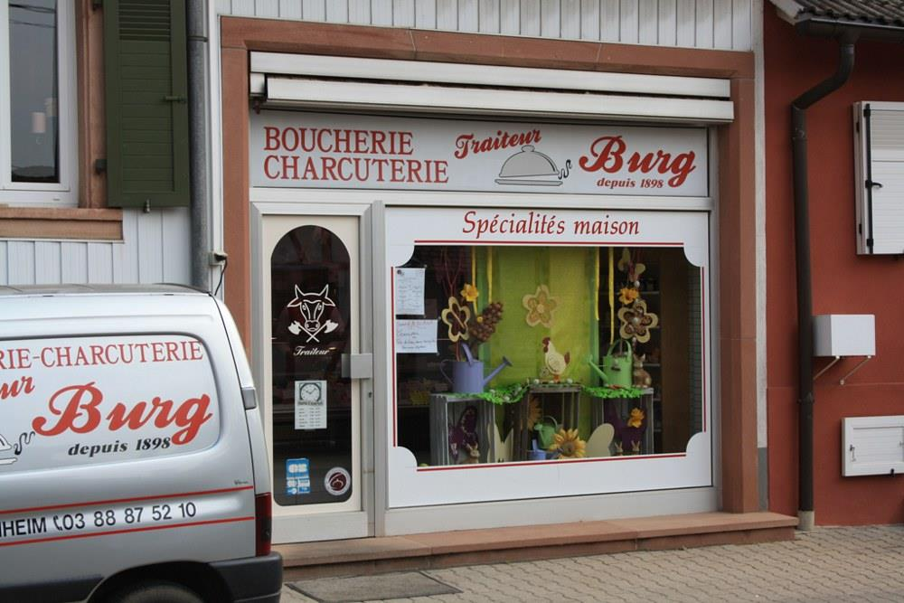 Boucherie - Charcuterie - Traiteur Michel BURG
