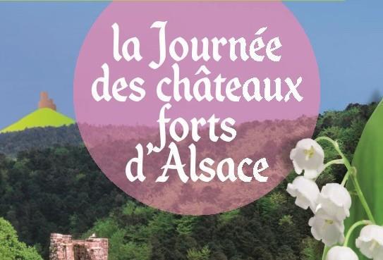 Journée Châteaux forts et citées fortifiées (copie)