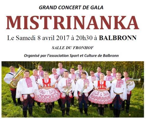Grand Concert de Gala Mistrinanka
