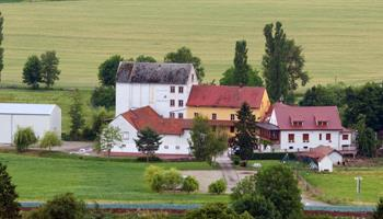 Stellplatz für Wohnmobile - Domaine Xavier Muller