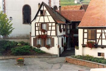 Chambres d'hôtes de M. Alphonse Krieger