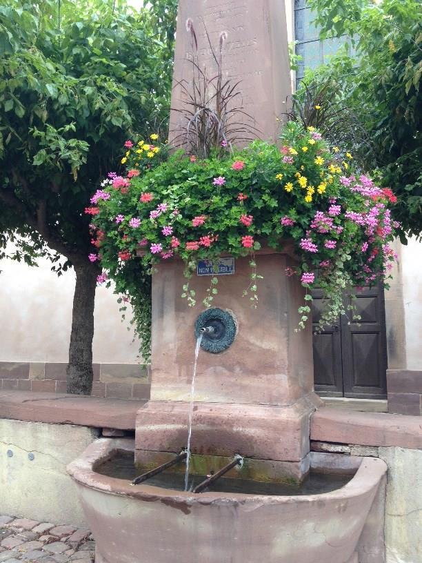 Fête de la fontaine