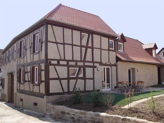 La maison d'Anne-Marie - Gîte Lucie